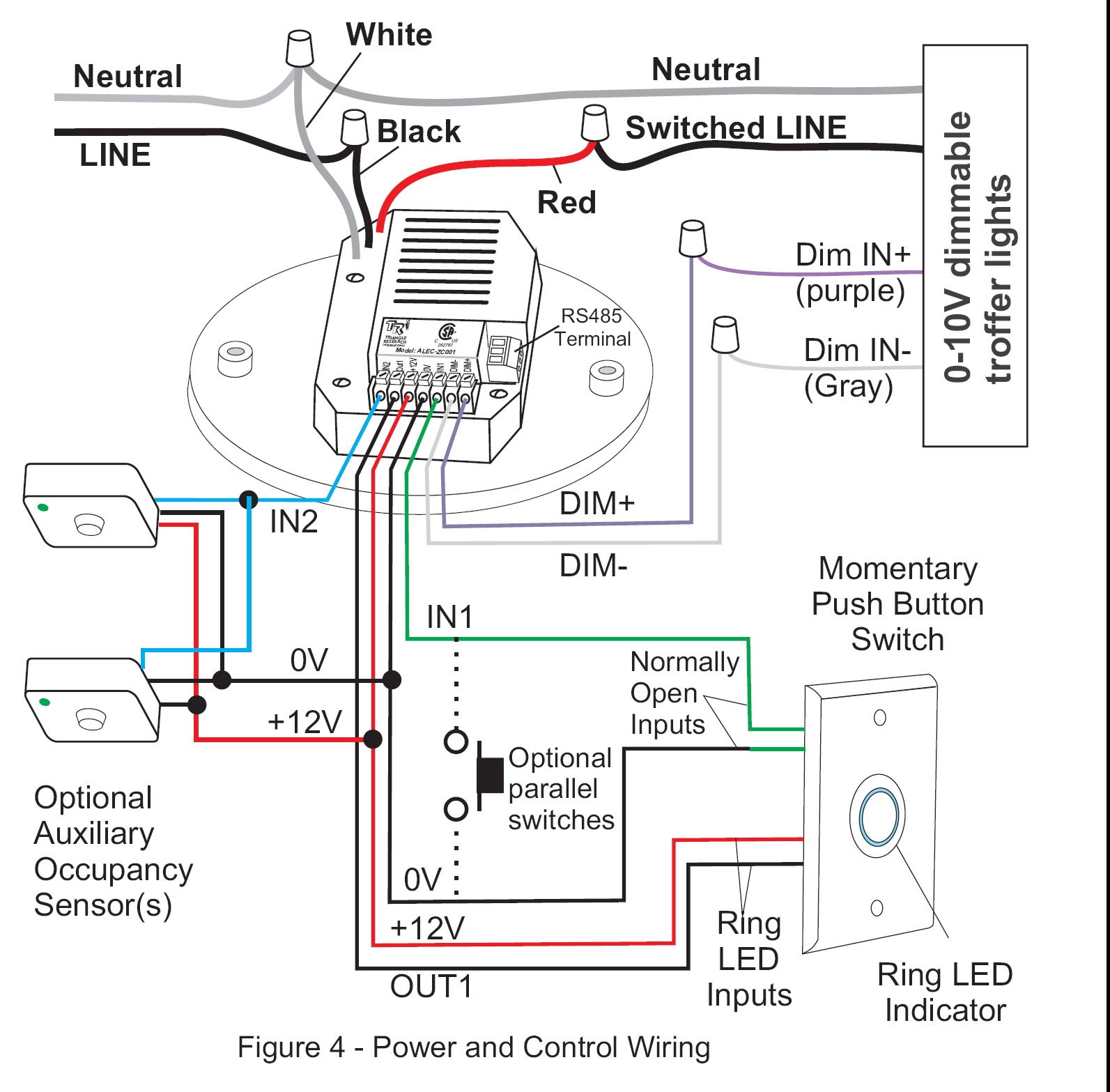 ZC001 Installation Guide on advance transformer wiring diagram, led light fixture wiring diagram, ballast wiring diagram, photocell wiring diagram, dali wiring diagram, halo lamp wiring diagram, dmx wiring diagram, recessed lighting wiring diagram, bodine electric wiring diagram, emergency lighting wiring diagram, daylight harvesting wiring diagram,